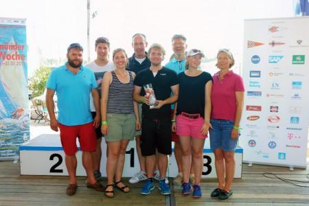 FR Wolfgang Maxwitat SP Sport TW 16 Travemünder Woche 2016 Gewinner Mittelstrecke