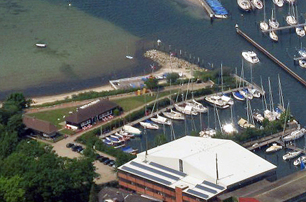 Niendorfer Hafen (Ostsee)